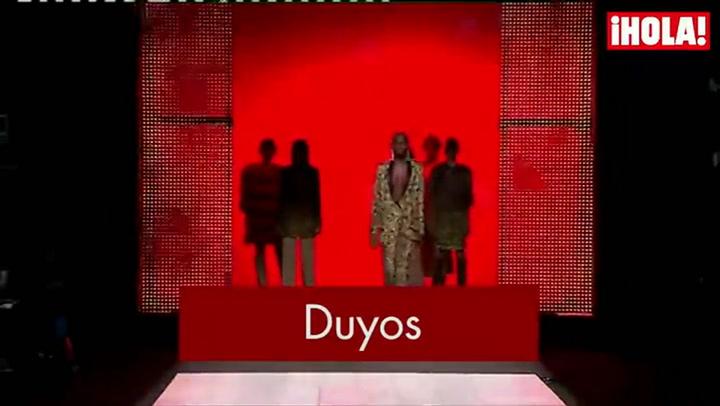 Fashion Week Madrid Otoño-Invierno 2015-16 : Duyos