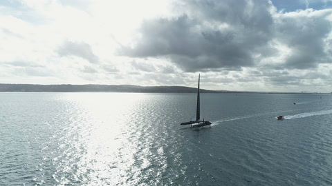 Belfast set to become global hub for zero-emissions catamaran project