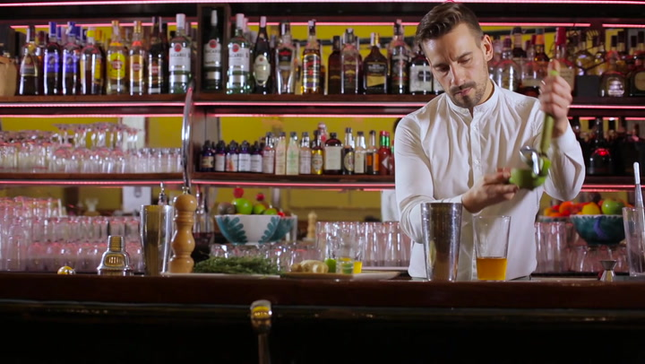 \'Daiquiri Hot\': aprende a preparar un cóctel picante