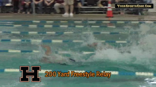 Girls 200 Yard Freestyle Relay