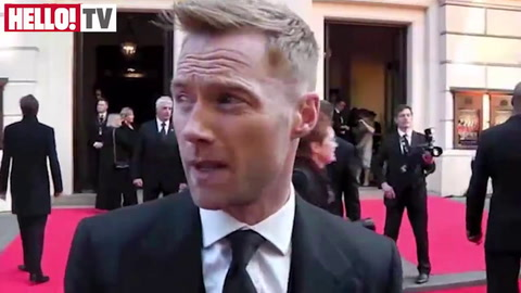 \'It\'s nice to get back to work:\' Ronan Keating after split
