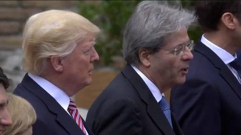 Trump en el G7, entre la unión y la discordia