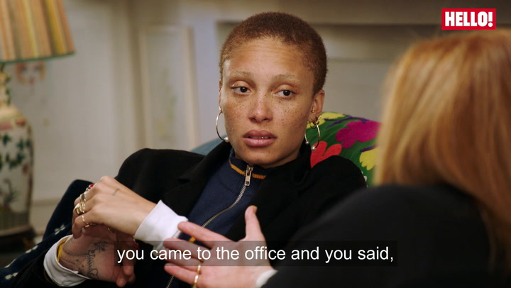 Heads Together: Model Adwoa Aboah and mum Camilla discuss mental health