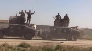 750 mil civiles, atrapados en oeste de Mosul