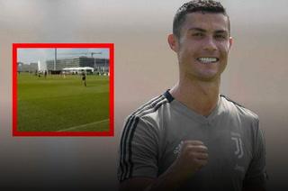 Cristiano Ronaldo anota su segundo gol con la Juventus en amistoso con la sub-23