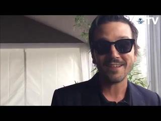 Diego Luna celebra presencia de México en Cannes