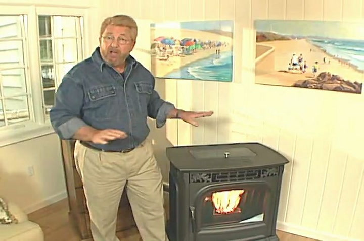 An Automatic Pellet Stove Heats Quickly Saves Money And Is Easy To Operate O DIY Projects Videos