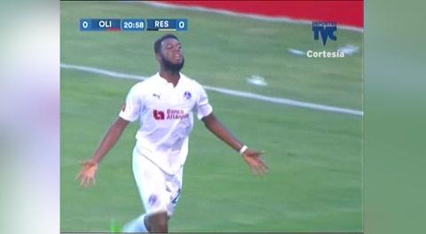 Olimpia 2-0 Real España (Liga Nacional 2017)