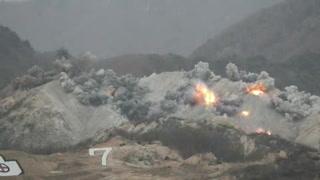 EU y Corea del Sur realizan uno de sus mayores ejercicios con fuego real