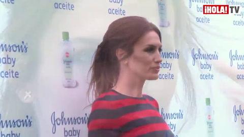 Nieves Álvarez: \'No echo de menos la pasarela porque sigo desfilando de manera puntual\'