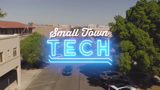 Small Town Tech Trailer