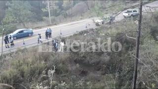 Encuentran dos mujeres muertas en la salida a Danlí