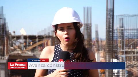 Avanza construcción de Palmerola