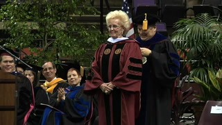 Fall 2012 Commencement at Florida State University