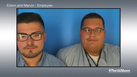 Edwin and Marvin - Employee