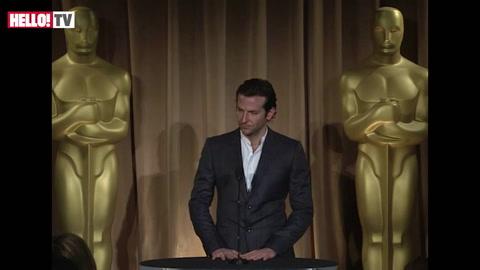 Bradley Cooper on preparing for Silver Linings Playbook