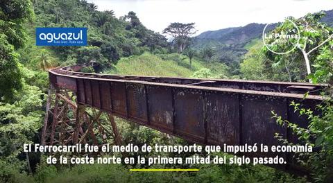 El gran Ferrocarril de La Ceiba