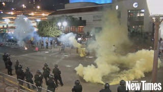 Phoenix Police Department footage from August 22, 2017 2 of 2