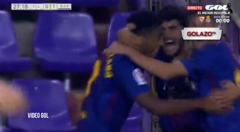 'Choco' Lozano se estrena y pone a ganar al Barça B