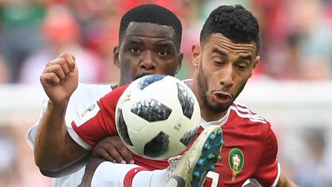 Portugal a un paso de octavos elimina a Marruecos