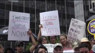 Piden en Nueva York detener deportación de mexicano