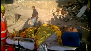 Emergencia por sismo en Italia, por un largo periodo