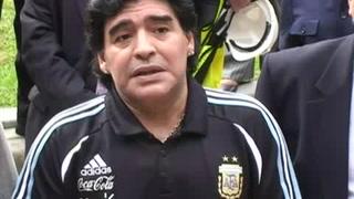 Maradona desea dirigir a Selección argentina en Mundial