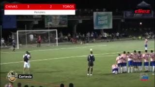 Así se vivieron los vibrantes penales de la final de la Copa Mariachi 2021 entre Toros-Chivas