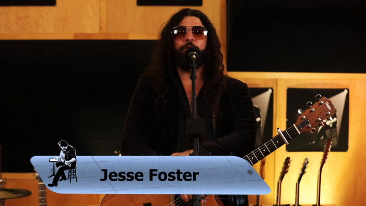 Jesse Foster performs Steps on The Jimmy Lloyd Songwriter Showcase
