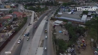 En un 95% avanza el túnel y paso a desnivel del anillo periférico con el bulevar Centroamérica.
