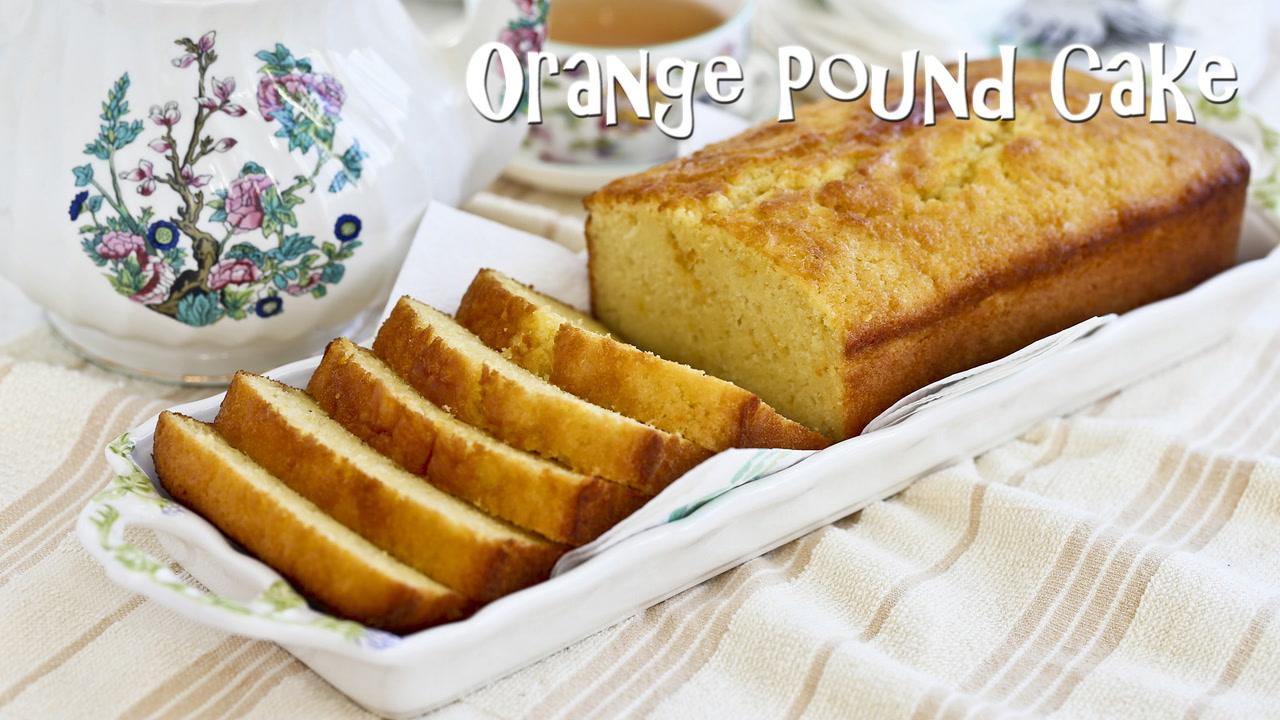 Orange Pound Cake Roti N Rice Premium Blueberry Cheese 20cm