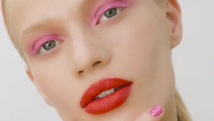 VIBRANT THING: Beauty's new mood is bold, bright and optimistic