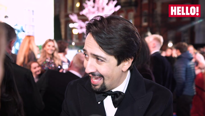 Lin-Manuel Miranda says Meghan knows Hamilton better