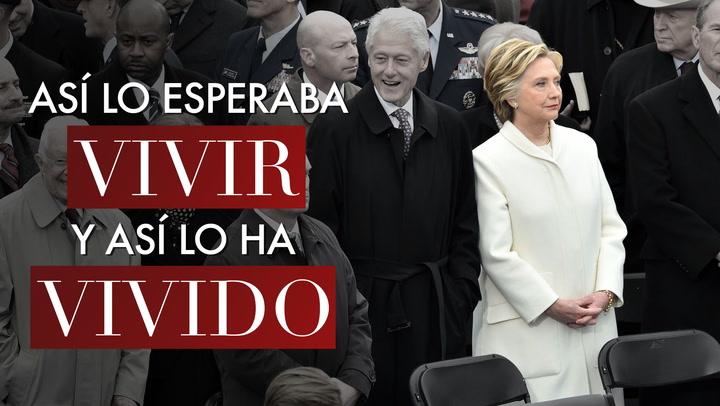 En vídeo: La ceremonia a través de los ojos de Hillary Clinton