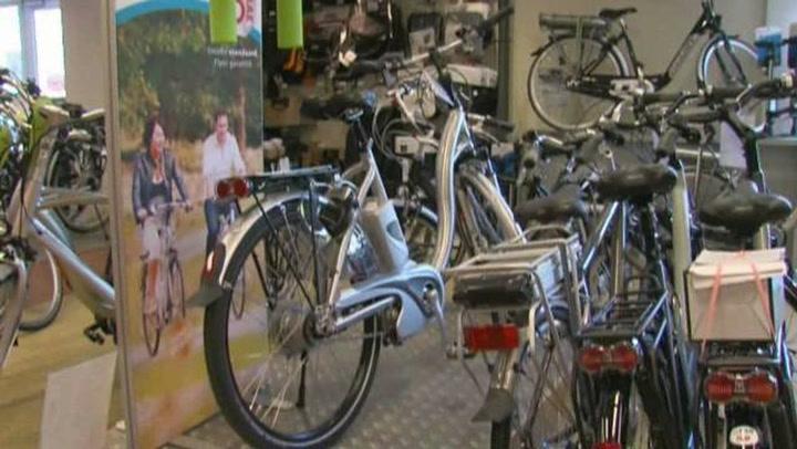 Zalm Tweewielers Bike Totaal Van der - Video tour