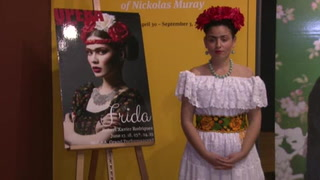 La vida de Frida Kahlo en ópera