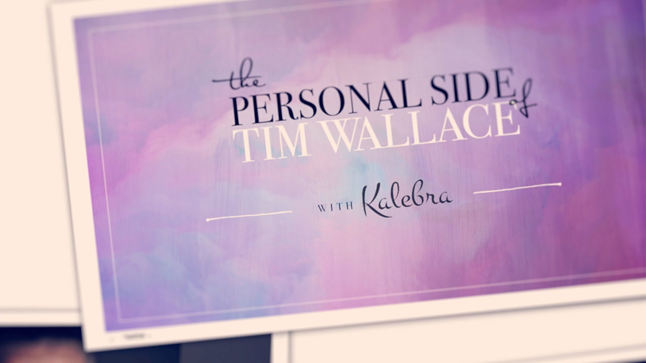 The Interview with Tim Wallace