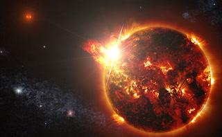 'Mega' patlama gökbilimcileri şaşırttı