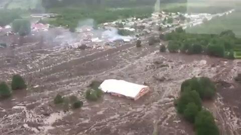 Cinco muertos y 15 desaparecidos por aluvión en Chile
