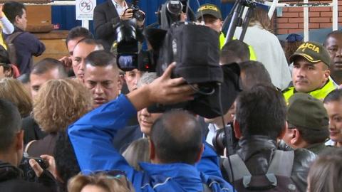 Duque encabeza presidenciales que tendrán balotaje en Colombia