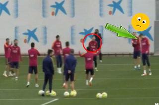 El día que Piqué fue avergonzado terriblemente por Lionel Messi