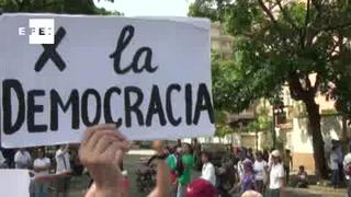 Sin contratiempos culmina marcha por abusos policiales en Caracas