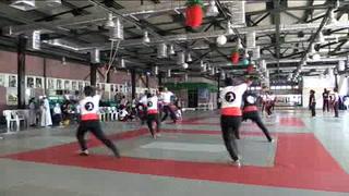 El arte marcial del antiguo Egipto vuelve como deporte