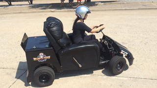 Test Driving Texas Motor Speedway's Weirdest Cars