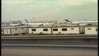 Confirman señales de humo de avión de Egyptair