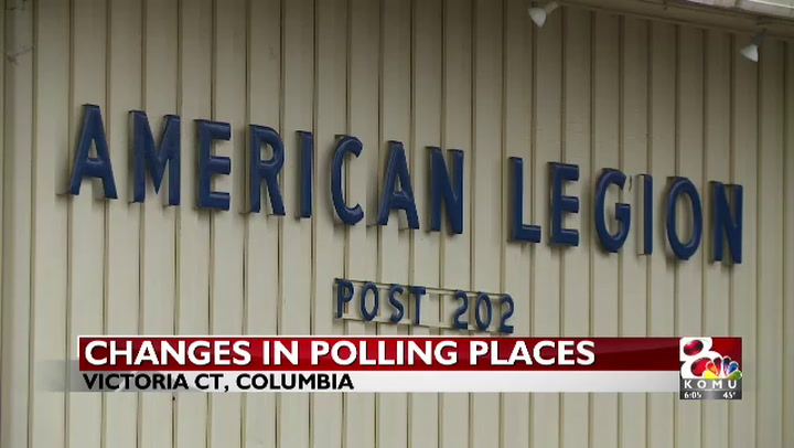964 Boone County residents will vote in a different location in April