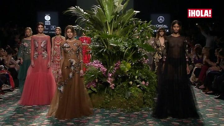 Fashion Week Madrid otoño-invierno 2016-2017: Jorge Vázquez