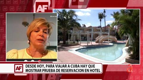 Dueña de agencias de viaje en Miami explica en detalle la cuarentena en hoteles al llegar a Cuba