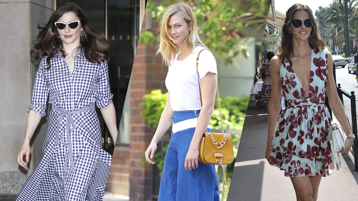 ¿Falda o pantalón en primavera? Los mejores looks de la semana