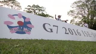 Reactivación económica centra cumbre del G7 en Japón